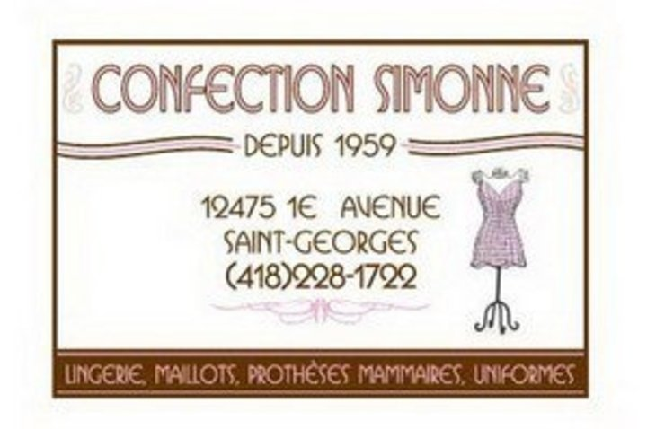 Confection Simone Inc